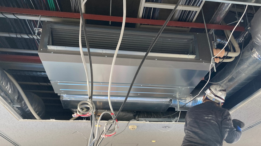 空調換気設備工事